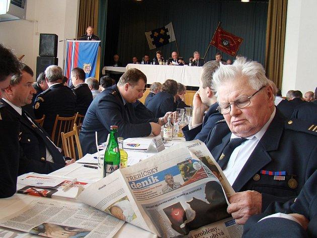 Shromáždění delegátů, kteří zastupovali téměř všechny sbory na Třebíčsku, ale zdaleka nebylo jen o zvolení nového okresního vedení.