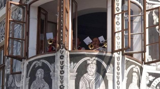 Zahájení oslav k 5. výročí zapsání třebíčských památek na seznam UNESCO.