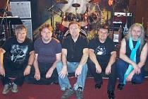 Kapela Proměny hraje již 30 let.