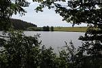 Oblast poblíž rybníka Zlatomlýn za Opatovem.