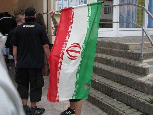 Neonacisté vytáhli do ulic kvůli probíhajícímu festivalu židovské kultury.