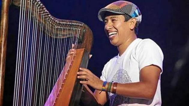 Na Folkových prázdninách budou znít harfy. Hráči přijedou ze tří světadílů