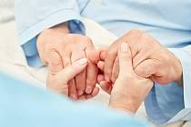 Osobní poradenství v sídle hospice