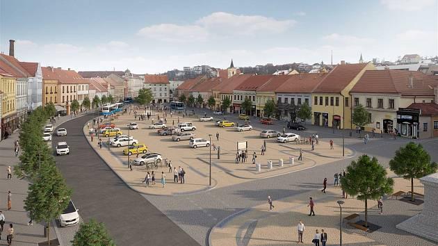 Města na Vysočině chtějí více zeleně v centrech, nelíbí se to památkářům