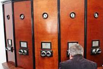 Předchůdce biografu, historický stereoskop Kaiserpanorama, je novým turistickým lákadlem Třebíče.
