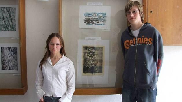 Mezinárodní výstava studentských prací začala.