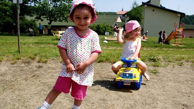 Den dětí v Náměšti nad Oslavou