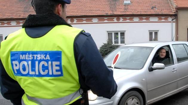Policie hledá viníka