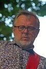 Michal Pavlíček, Robert Křesťan a Druhá tráva na Folkových prázdninách.