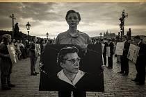 Jedním ze čtyř nabízených témat je i monstrproces s Miladou Horákovou. O něm se něco něco dozví například na Katolickém gymnáziu v Třebíči.