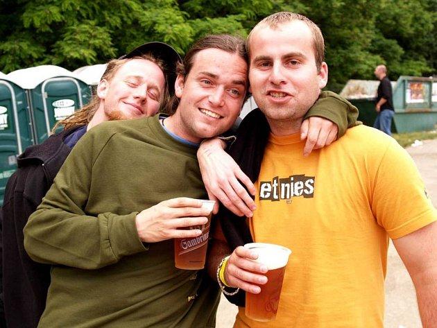 Snad každý, kdo o víkendu přišel na hudební festival Zámostí si přišel na své.