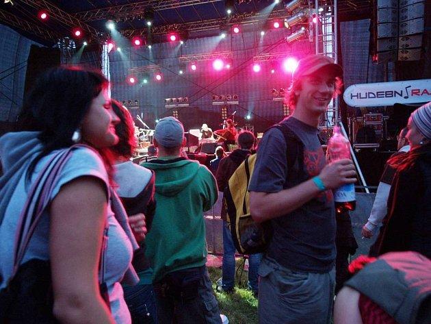 Loňský festival Zámostí 2007