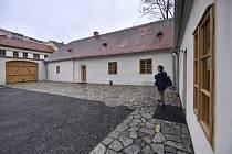 Šmeralův dům v Třebíči.