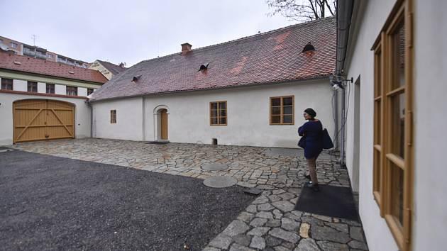 Šmeralův dům v Třebíči je asi o 250 let starší, než se odhadovalo