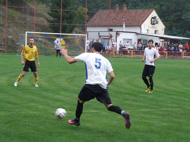 Třebelovice dál tápou a na lídra ztrácí už čtyři body