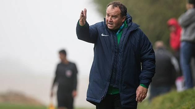 Trenér Šebkovic Venhoda tvrdí: Přebor si užíváme. Jsme tady na návštěvě