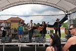 Výzvu podpořila i řada zpěváků a hudebních skupin, kteří na happeningu zdarma vystoupili.