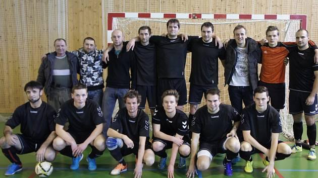 Krajským přeborníkem Vysočiny ve futsalu jsou Devils Třebíč.