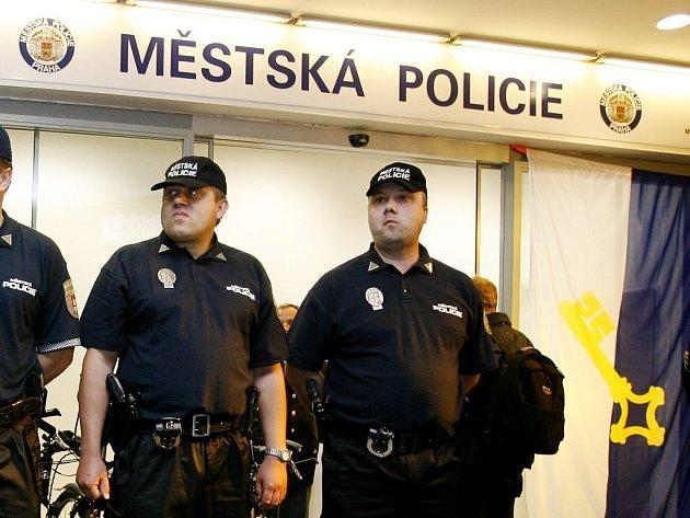 Budějovice budou mít městskou policii.