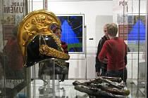 Do Třebíče v těchto dnech dorazila putovní výstava Poklady Vysočiny.