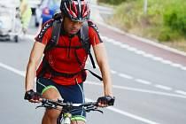 Cyklisté na Třebíčsku, ilustrační foto