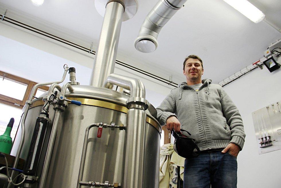 Žďárské pivo Revolta se vyváží i do zahraničí.
