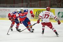 Hokejisté Třebíče začnou play-off už v předkole.