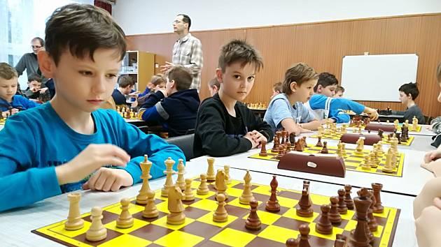 Krajský přebor družstev škol v šachu 2020
