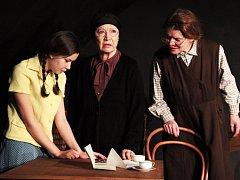 Představením Růžové brýle pražského Divadla Ungelt začne v Třebíči za týden Festival 2-3-4 herců.