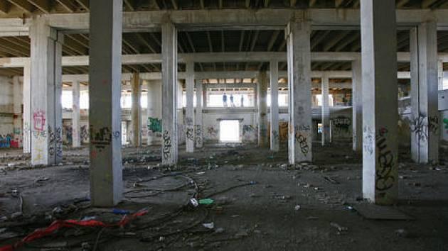 Průmyslová zóna v Třebíči je téměř plná.