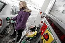 S vůbec nejvyššími ciframi na stojanech vstoupí do příštího roku pumpaři na Vysočině.