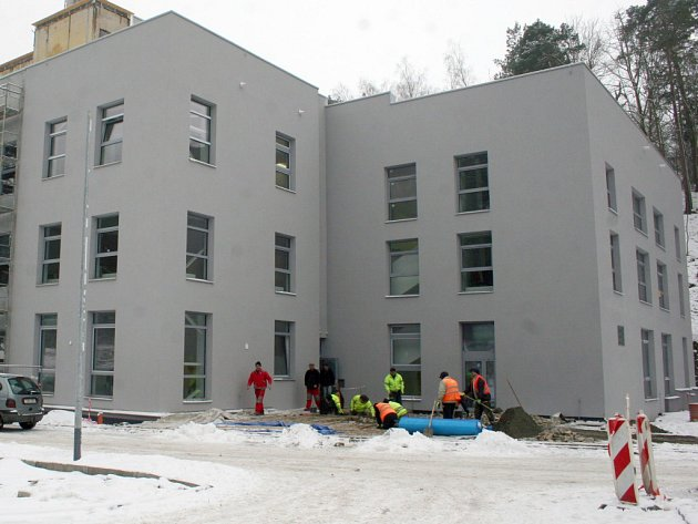 Dům dětí a mládeže se do Boroviny stěhuje z poboček na Hrádku a Švabinského ulici. Činnost zahájí 19. ledna.