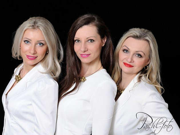 Alena Lesslová, Kamila Mašková a Dagmar Bencová. organizátorky projektu Krása zdraví Třebíč, který se v březnu již podruhé uskuteční v Třebíči.