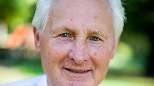 Bývalý starosta Moravských Budějovic Jan Nekula.