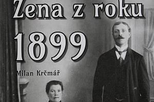 Obálka knihy Žena z roku 1899.