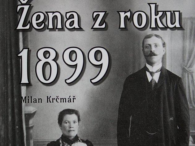 Do knihkupectví míří dotisk románu Žena z roku 1899