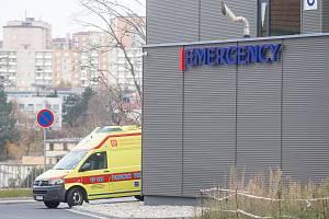 Nemocnice Třebíč.