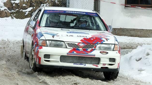 ZMĚNA. Rallye Vysočina vypadla z nabitého kalendáře v MČR ve sprintrallye. Změnila hlavní těžiště působnosti i zasněžený březnový termín za listopadový.