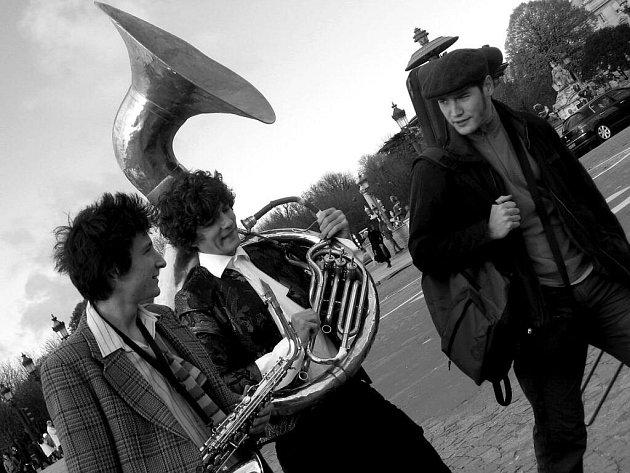 PAŘÍŽSKÁ MLÁDEŽ. Jedna z vystavovaných fotografií talentované třebíčské fotografky.