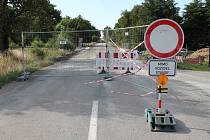 Opravu čeká i rozbitá objízdná trasa, která byla letos stanovena kvůli rekonstrukci téže silnice II/360 u Výčap. Jedná se o spojku nižší třídy směr Vacenovice.