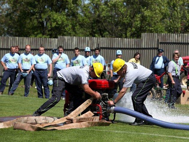 Oslava již sto dvacátého výročí od založení sboru dobrovolných hasičů proběhla v sobotu v Mohelně.