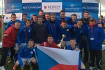 Mladší dorostenci HFK Třebíč vybojovali na mezinárodním turnaji Danube Challenge Cup ve Vídni prvenství.