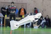 Letecká akrobacie v Třebíči
