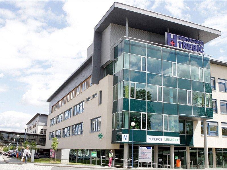 Nemocnice v Třebíči.