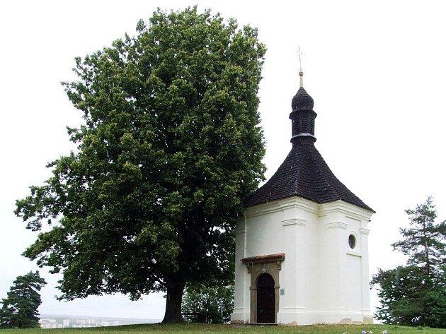 Kostelíček v Třebíči.
