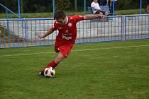 Rozhodující gól vstřelil v první půli Tomáš Válek.