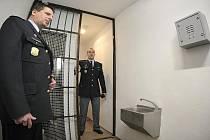 Nové prostory věznice Rapotice.