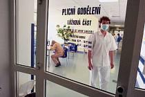 Tuberkulóza se stále častěji objevuje na plicním oddělení. V třebíčské nemocnici letos léčili již tři případy.