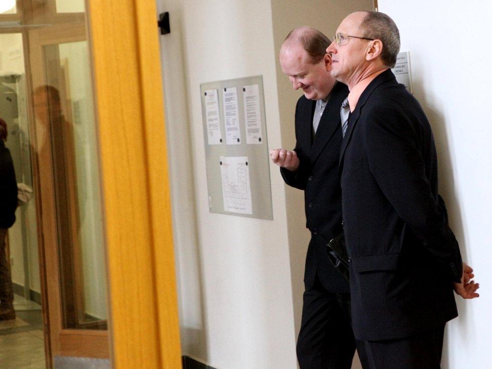 Okresní soud v Třebíčí v úterý zamítl žalobu bývalé zdravotní sestry Zdeňky Mládkové.