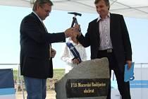 Zahájení stavby obchvatu Moravských Budějovic